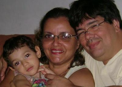 Josué, Rita e Matheus