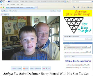 Barry Pittard And Sai Isa Myspace Picture - See Bottom Of Article For Copyright notice
