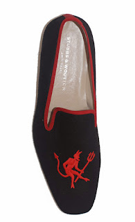 devil slippers by Stubbs & Wootton