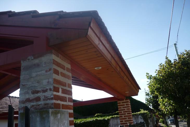 Techista de tejas como hacer un techo de tejas en pocos pasos for Como encielar un techo