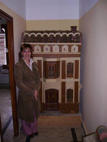 La casa de mi bisabuelo y yo