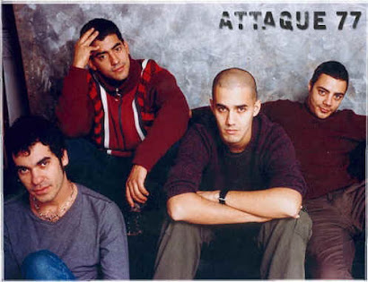 Attaque 77♥