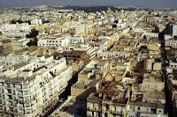 منظر من العاصمة التونسية