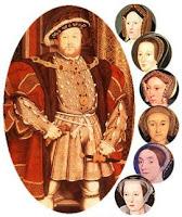 الملك هنري الثامن و زوجاته