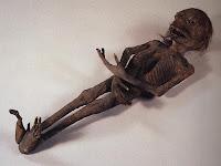 مومياء تسمى كابا عثر عليها في أوساكا