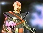 الزعيم زينو كما يمثله عرض كرتوني في برنامج بانوراما الذي بثته البي بي سي