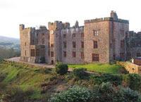 قلعة منكاستر أكثر القلاع رعباً في بريطانيا من حيث ظاهرة الأماكن المسكونة بالأشباح