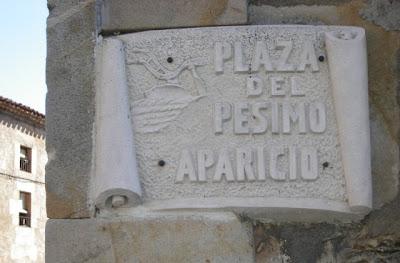 Plaza de Onesimo Aparicio
