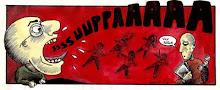 Un ninja indignado por Mariano Antonelli 3