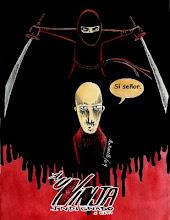 Un ninja indignado por Mariano Antonelli