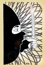 Un Ninja Indignado por Toto