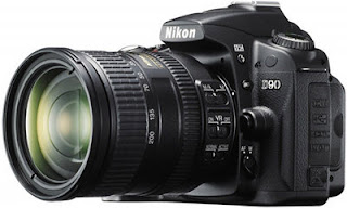 Nikon D90 Digital Camera Price (body only) in the Philippines: Around