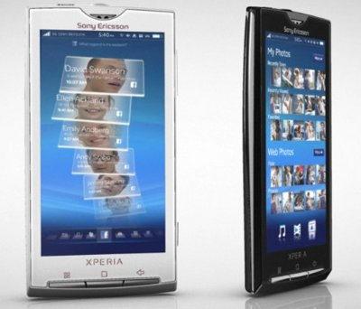 Sony Ericsson Xperia X10 Technical Specifications and Features :