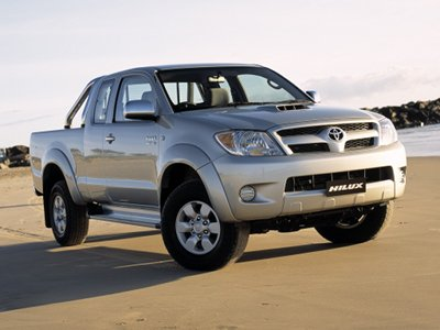 Toyota Hilux Price List in Philippine Peso (as of February 2012):