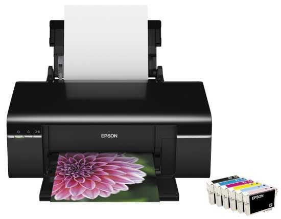 Epson Stylus Photo T60 Printer Price and Features