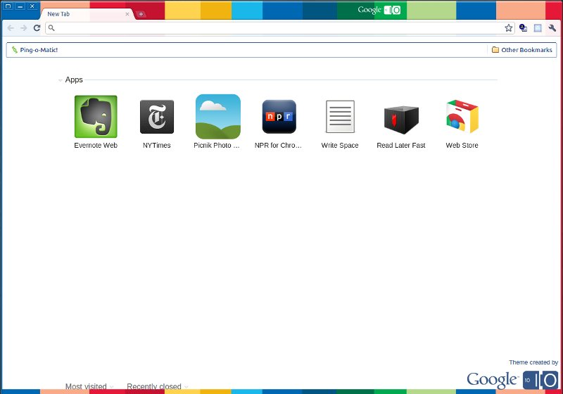 how to add theme in google chrome