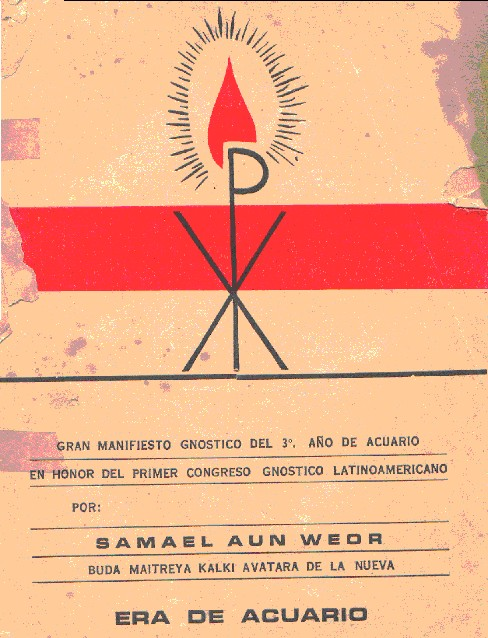 Gran Manifiesto Gnostico del 3º año de Acuario