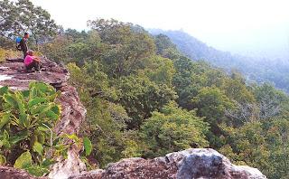 Pha Nok Hoh spot