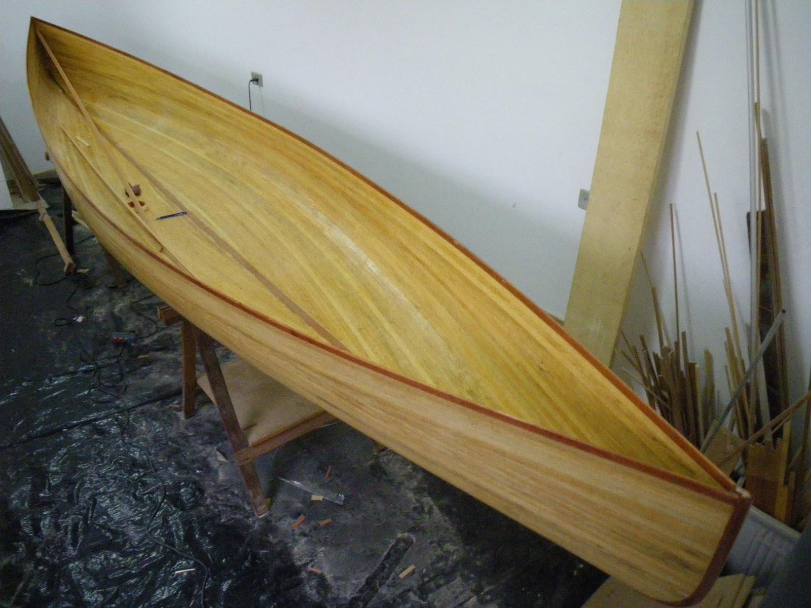 : Construção de uma Canoa de Madeira 2a parte pronta #674821 1600x1200