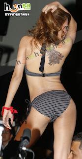 ภาพหลุด miss FHM 2009