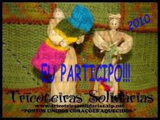 TRICOTEIRAS SOLIDÁRIAS - EU PARTICIPO!!!