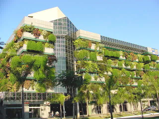 Um mundo melhor: Green building