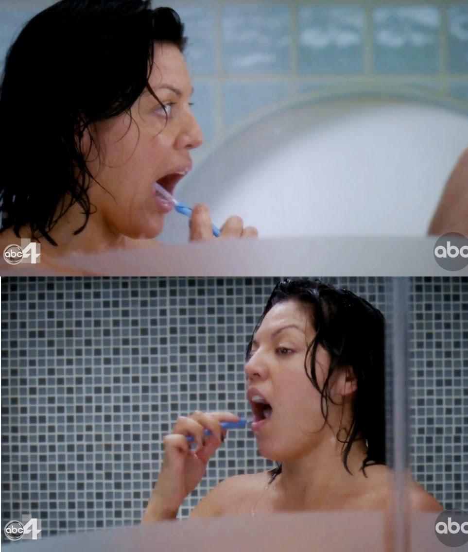 lesbian shower sex
