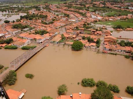 Enchentes no Maranhão