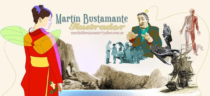 Martin Bustamante Ilustrador