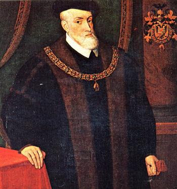 DAGO, de Robin Wood: Carlos I de España (Carlos V de Europa)