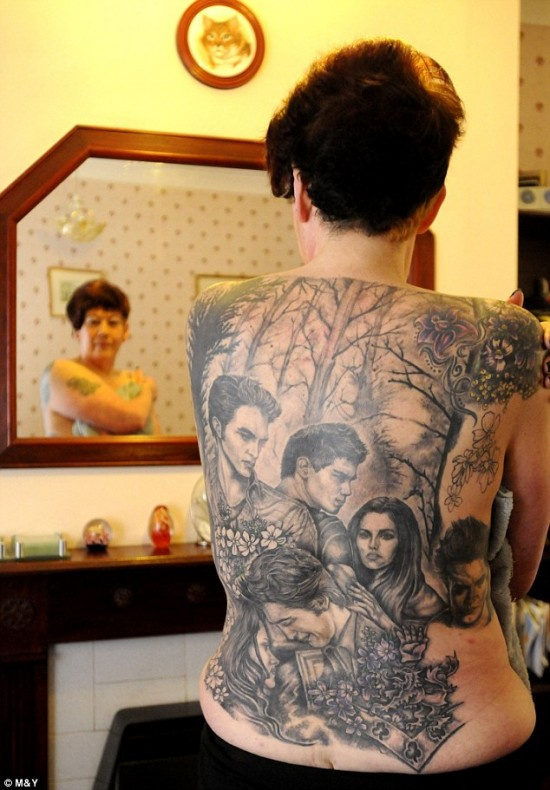 Tattoos For 14 Year Olds. the 49 year old TwiHard,