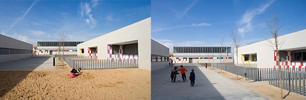 Colegio de educaci n infantil y primaria en torrijos toledo espa a nursery and primary - Colegio arquitectos toledo ...
