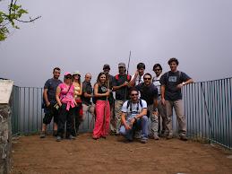 Grupo das Caminhadas 2009