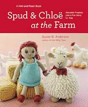 Spud & Chloë at the Farm