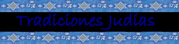 Tradiciones Judías