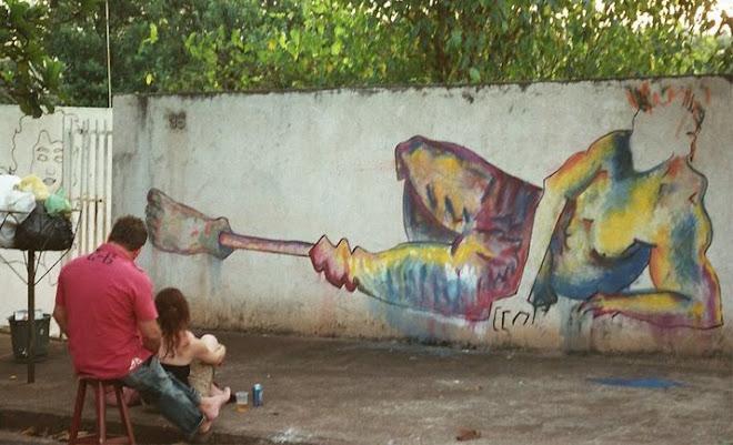 Pintura Mural  2008