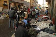 lavida dura en las calles a causa de la droga