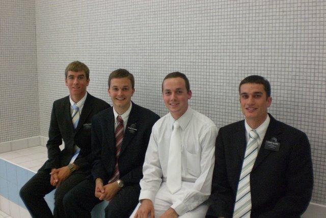 Olomouc Missionaries