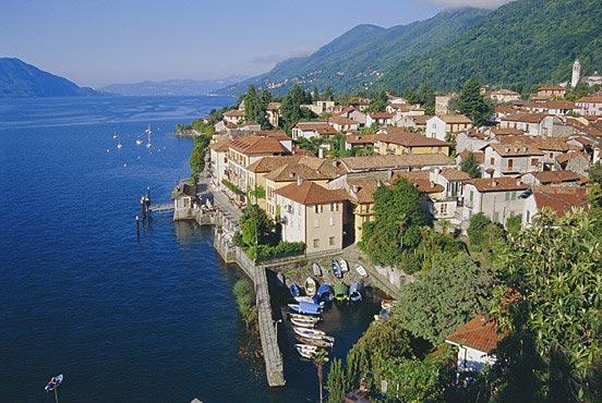 Недвижимость в италии а озере