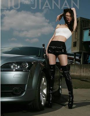 China sexy model Asia