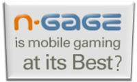 Nokia Ngage N gage Games