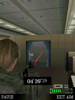 N Gage Games Resident Evil Degeneration