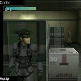 N Gage Games MetalGear Solid SolidSnake for Nokia Ngage