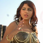 Telugu Tollywood Actress Suhani - Navel And Boob Show - New
