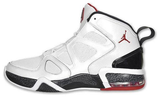 Jordan Ol\\u0026#39; School IV White/Varsity Red-Black