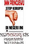 Say No To Korupsi