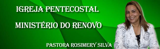 IGREJA PENTECOSTAL MINISTÉRIO DO RENOVO
