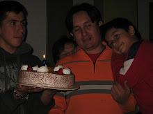 La torta que me trajeron