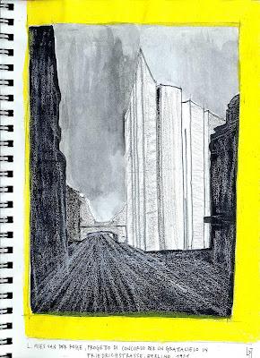 Disegno e rilievo architettura disegnata taccuini parte 9 for Architettura disegnata