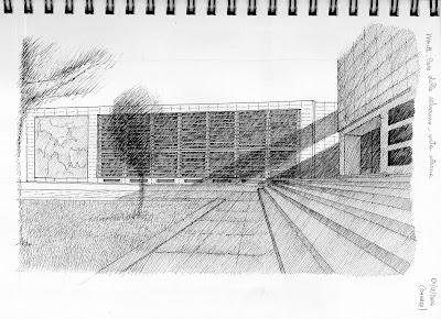 Disegno e rilievo architettura realizzata taccuini for Disegno della casa di architettura